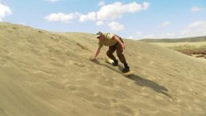 Surfear en la arena, una oferta atractiva para el verano