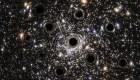 Hallan más de 100 agujeros negros juntos en la Vía Láctea