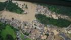 Inundaciones catastróficas devastan ciudades en Europa