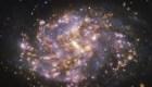 ¿Por qué dicen que estos son fuegos artificiales galácticos?