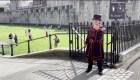 Guardianes vuelven a la torre de Londres
