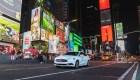 Llegan los vehículos autónomos a la ciudad de Nueva York