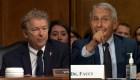 Mira la acalorada discusión entre el Dr. Fauci y un senador