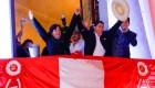 Pedro Castillo llama a la reconciliación en Perú