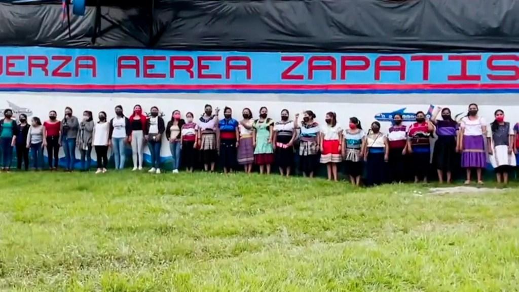 El EZLN apoya la consulta popular de López Obrador