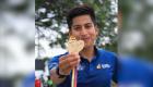 La gran historia olímpica del ecuatoriano Jonathan Amores