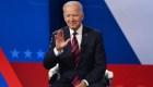 La inflación en EE.UU. es pasajera, según Biden