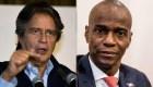 Lasso: el jefe de seguridad de Moïse se movilizaba con cédula de Ecuador