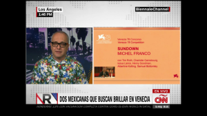 La cuota iberoamericana en el festival de cine de Venecia