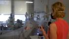 Así vive este hospital el aumento de casos de covid-19