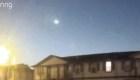 Mira el meteorito que iluminó el cielo en Texas