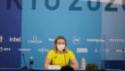 Medallista olímpica revela por qué borró redes sociales