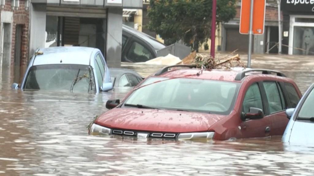 Bélgica abre investigación tras inundaciones mortales