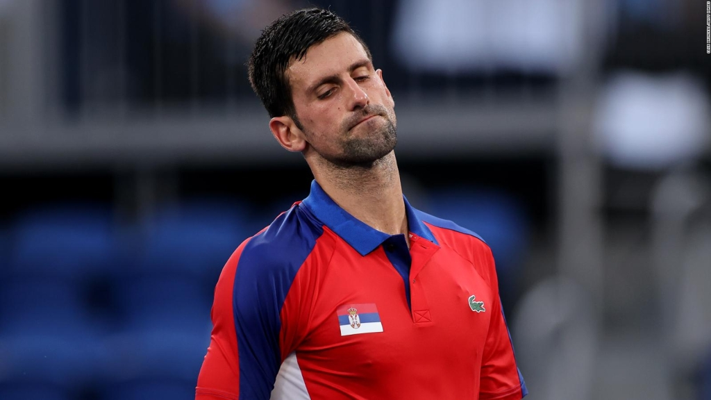 Por qué la derrota de Djokovic en Tokio no es un fracaso