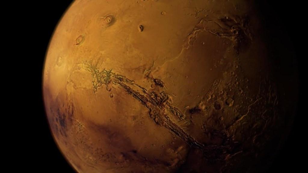Los lagos de Marte podrían ser de arcilla y no de agua