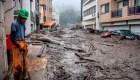Al menos 20 personas desaparecidas y dos presuntos fallecidos por un deslizamiento de tierra en Japón