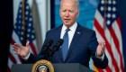 Biden advierte a los no vacunados sobre variante delta
