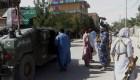 Talibanes se toman partes de Afganistán e Irán intercede