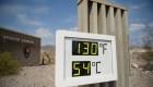 Más de 54 grados Celsius registran algunas regiones de EE.UU.
