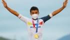 La reacción de la familia de Carapaz tras ganar su oro olímpico