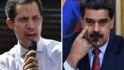 Lo que piensan Guaidó y Maduro de la mesa de diálogo