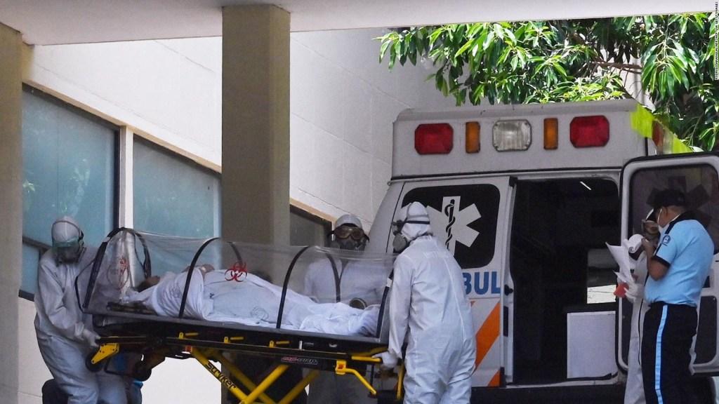 México: 97% de hospitalizados por covid-19, sin vacuna
