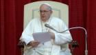 El papa Francisco habla de sus problemas de salud