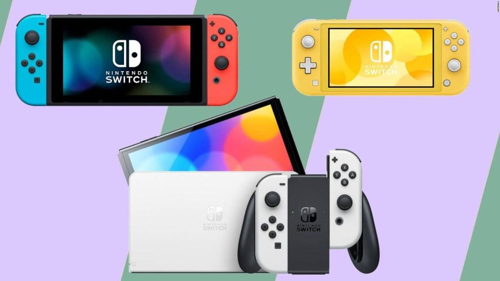Caen las ventas de Nintendo Switch