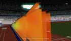 3DAT, el nuevo software ideado para los Juegos Olímpicos