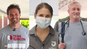 Héroes de CNN tienen la misión de vacunar contra covid-19