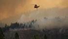 No ceden los incendios forestales en EE.UU.