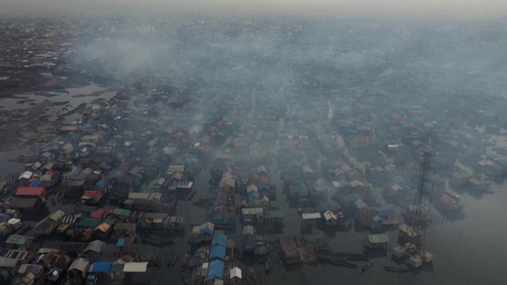 Una ciudad nigeriana podría desaparecer en este siglo