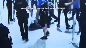 Videos muestran golpes de policías a dos hombres en Miami