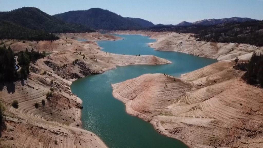 Esta planta hidroeléctrica podría cerrar por la sequía