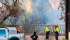 Graves incendios en el sur de Europa