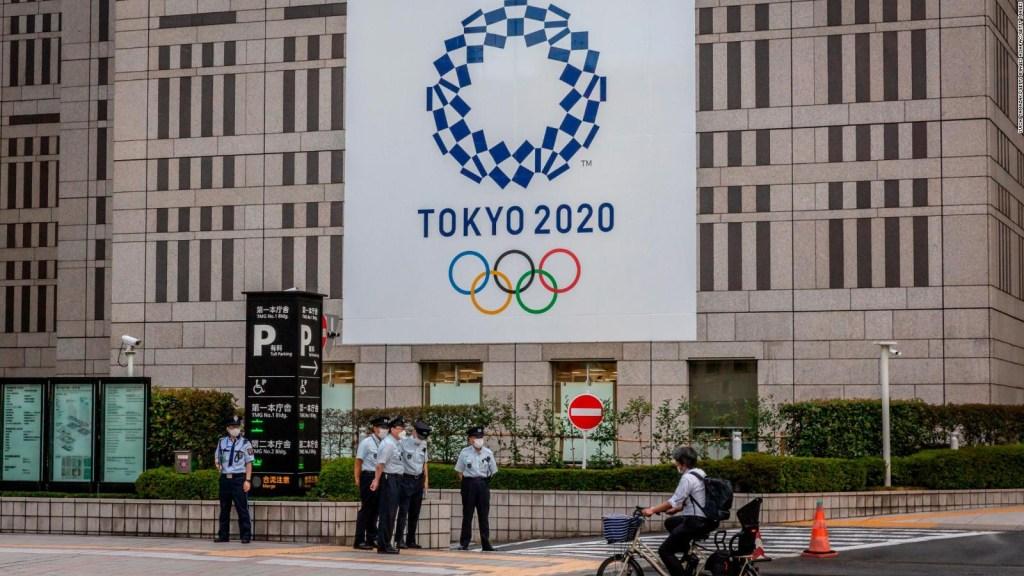 Contagios de covid-19 en Tokio, en su punto más alto en plenos juegos