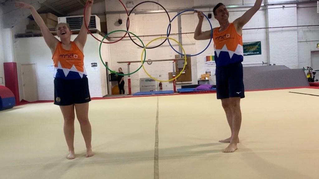 Esta pareja recrea todos los deportes olímpicos en 17 días