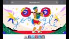 Pesista olímpica es recordada en Google
