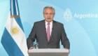 Polémica reunión del presidente Fernández en cuarentena