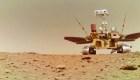 China estudia superficie y entorno de Marte