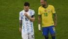 ¿Está en París el futuro deportivo de Messi?
