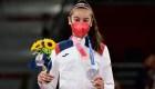Adriana Cerezo, otra joven que brilló en Tokio 2020