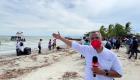 Haitianos en Necoclí piden transporte hacia Panamá
