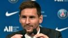 Messi: PSG es el mejor lugar para ganar otra Champions