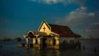 Aumenta el nivel del mar y peligran islas del Pacífico