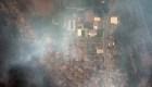 EE.UU.: devastación por incendios forestales