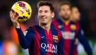 Messi, un tipo normal que se muere por jugar a la pelota