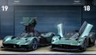 Mira el nuevo Aston Martin Valkyrie Spider