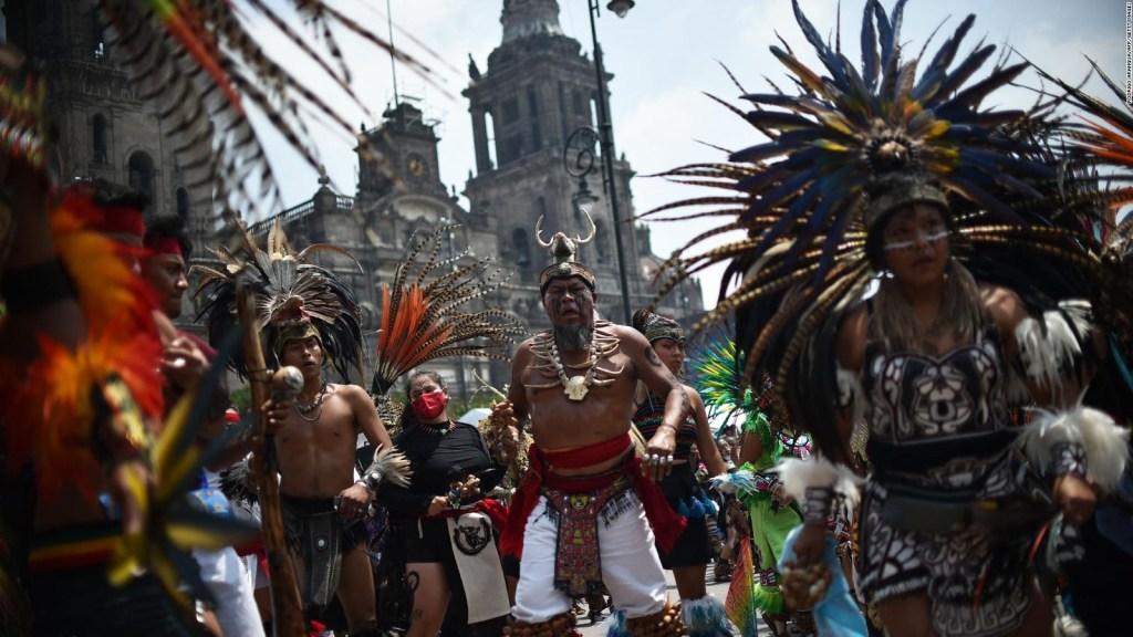 Arqueólogo: importancia de recordar caída de Tenochtitlán