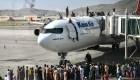 Afganistán: aparente caída de personas desde aviones